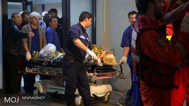 آتش سوزی در بزرگترین پالایشگاه رومانی ۴ مجروح به جا گذاشت