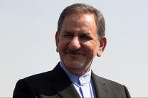 جهانگیری امروز به عراق سفر می کند