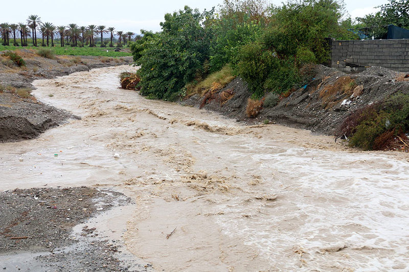 مردم از قرارگیری در حریم رودخانه های فصلی خودداری کنند