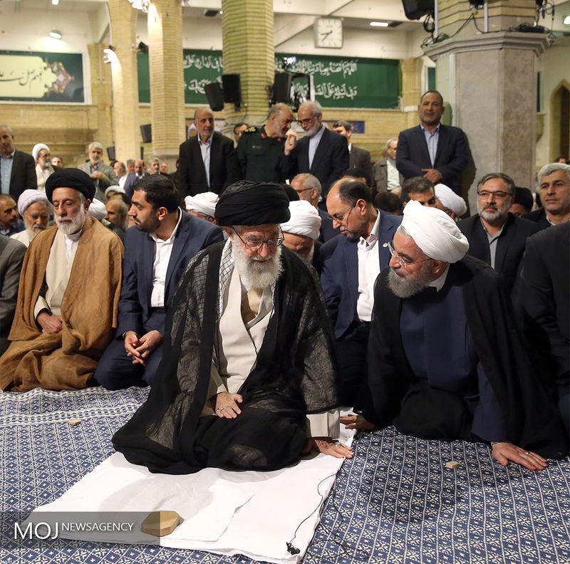 پخش مشروح دیدار کارگزاران نظام با مقام معظم رهبری