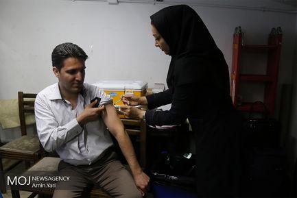 همایش تیم های بهداشتی و درمانی جمعیت هلال احمر در حج 97