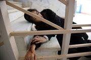 مانور آمادگی در برابر زلزله در خوابگاههای دانشجویی بندرعباس برگزار شد