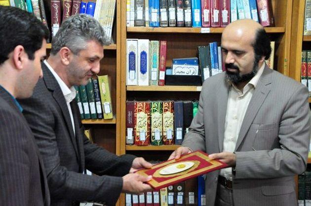رئیس اداره کتابخانه های عمومی شهرستان رودسر معرفی شد