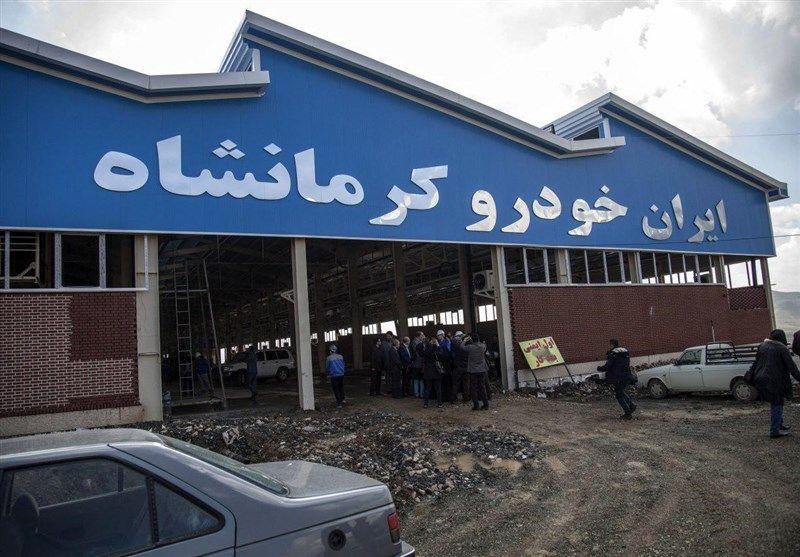 در فاز نخست کارخانه ایران خودروی کرمانشاه سالانه 15 هزار دستگاه پژو پارس تولید می شود