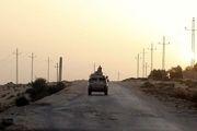 دولت مصر از کشته شدن 15 شبه نظامی در شبه جزیره سینا خبر داد