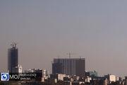 کیفیت هوای تهران ۱۰ اسفند ۹۹/ شاخص کیفیت هوا به ۱۳۱ رسید