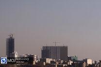 کیفیت هوای تهران ۲۳ آذر ۹۹/ شاخص کیفیت هوا به ۱۲۹ رسید