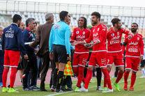اعلام اسامی داوران هفته 27 لیگ برتر فوتبال