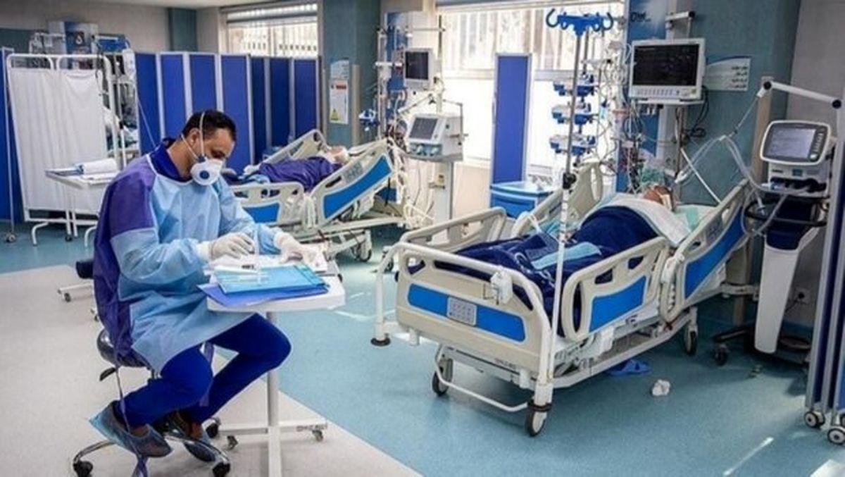 بستری شدن 12 بیمار مبتلا به کرونا در منطقه کاشان / فوت 3 بیمار