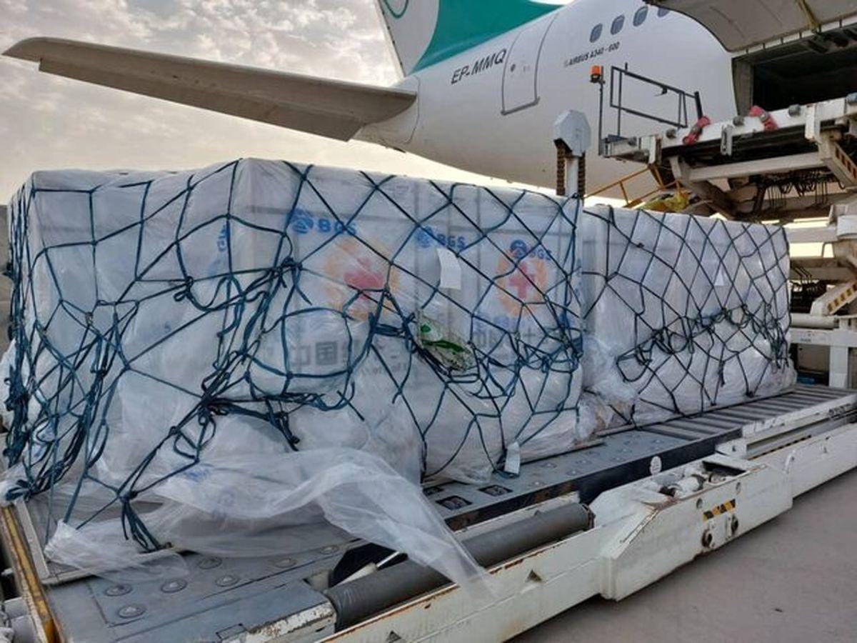 واردات بیش از  ۸ میلیون دُز واکسن کرونا توسط هلال احمر به کشور تاکنون
