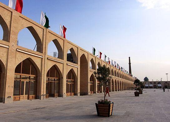 سرمایه گذاری ۵۵ میلیاردی بخش خصوصی در پروژه طرح میدان امام علی (ع) اصفهان