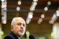 وزیر خارجه ایران با ربانی دیدار کرد