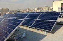 راهاندازی ۵۲ طرح نیروگاه خورشیدی خانگی