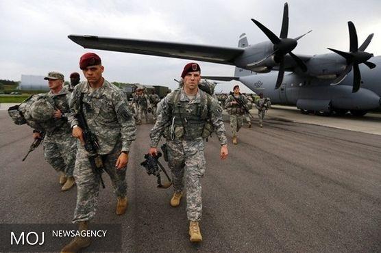 هیچ هماهنگی بین نیروهای آمریکا و ایران در عراق وجود ندارد