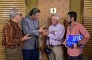 نخستین سریال وزارت فرهنگ و ارشاد اسلامی کلید خورد