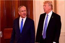 ادعای «نتانیاهو» در توافق با «ترامپ» جهت کاهش شهرکسازیها