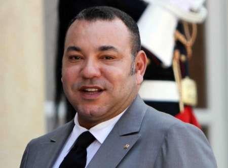 تماس تلفنی شاه مغرب با رئیس جمهور فرانسه