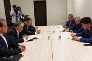 دیدار مشاور امنیت ملی رییسجمهور ازبکستان با شمخانی