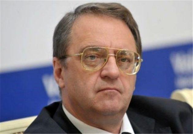 بوگدانوف: مسکو در تلاش است در مذاکرات سوریه بین تهران و واشنگتن نقش میانجی ایفاکند.