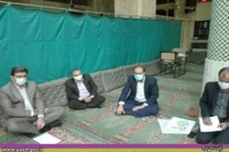 آغاز اجرای طرح محله محور مقابله با کرونا در شهر حمیدیا