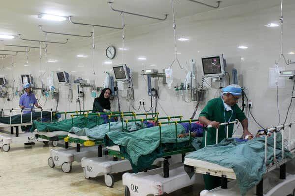 حمایت کمیته امداد هرمزگان از 913 بیمار صعبالعلاج