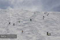 دیزین میزبان مرحله دوم لیگ اسکی آلپاین کشور