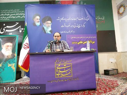 صلح امام حسن(ع) شکست نظامی مادی را به پیروزی سیاسیفرهنگی تبدیل کرد