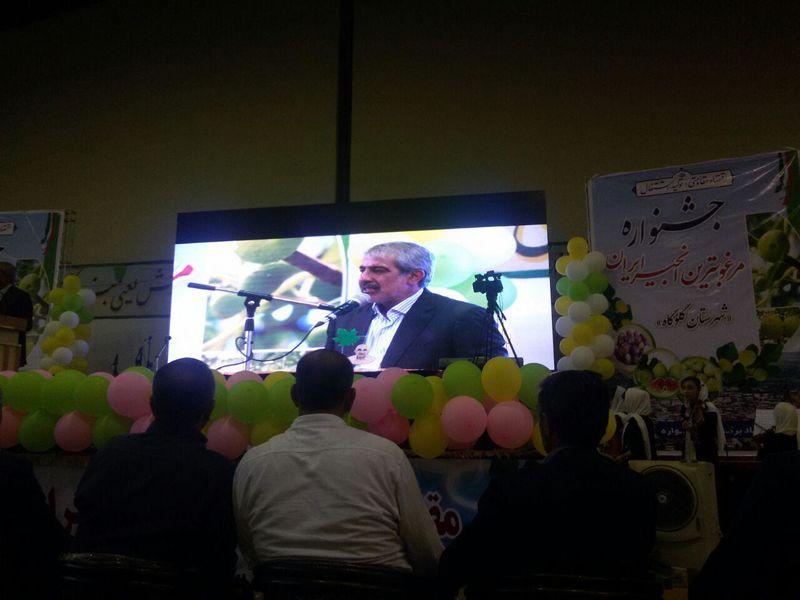 چهارمین جشنواره مرغوبترین انجیر ایران آغاز شد