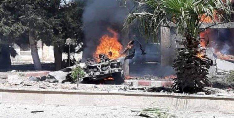 شمار کشتهها و زخمیهای انفجار عفرین افزایش یافت