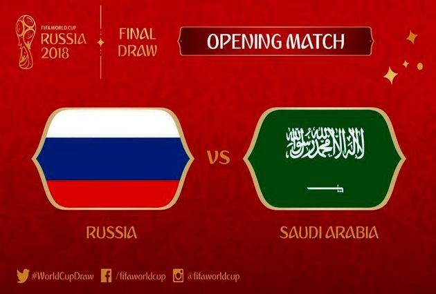ساعت بازی عربستان و روسیه در جام جهانی مشخص شد
