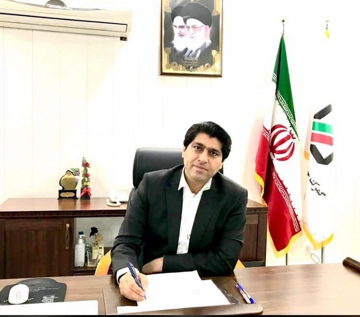 صادرات کالا بدون وقفه در مرز مهران در حال انجام است