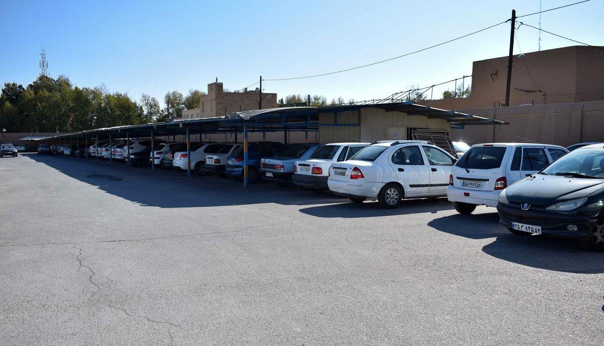 طرح تفصیلی یزد اجرا شود؛ پارکینگ مرکز فناوری اقبال یزد نیازمند چاره جویی