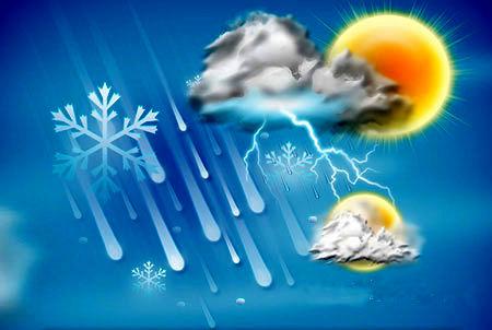 سامانه بارشی از هفته آینده وارد خوزستان می شود