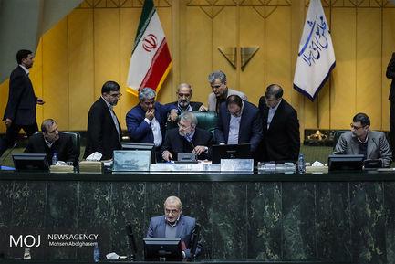 جلسه استیضاح عباس آخوندی وزیر راه و شهرسازی