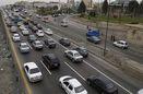 ترافیک در آزادراههای استان قزوین نیمهسنگین است