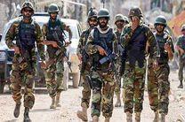 عملیات نیروهای ویژه پاکستان علیه تروریست های داعش