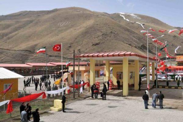 ترکیه و عراق برای افتتاح دومین گذرگاه مرزی توافق کردند