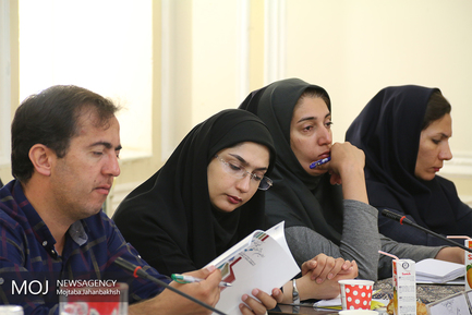 نشست خبری جشنواره فیلم کوتاه مهر سلامت در اصفهان