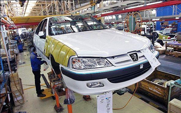 تولید خودرو  ۱۳.۴ درصد افزایش یافت