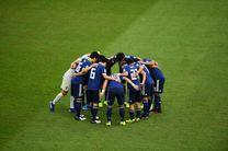 ترکیب ژاپن مقابل ایران مشخص شد