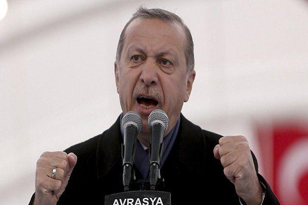 اردوغان: درهای ترکیه به روی اروپا پس از همه پرسی باز است