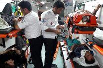 اسامی 20 مجروح حادثه سقوط نیسان در دره پلدختر اعلام شد