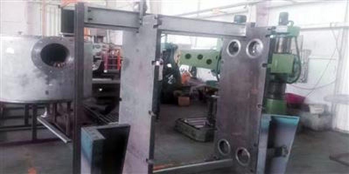 ارزشافزوده 2 میلیون دلاری با بومیسازی در فولاد سفیددشت