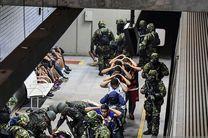مانور مقابله با حملات تروریستی در ریودوژانیرو + تصاویر
