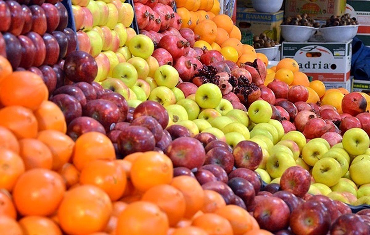 نرخ انواع میوه در میادین میوه و تره بار اعلام شد