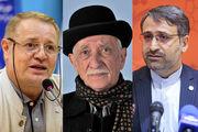 رجبی معمار و میرزاخانی به مناسبت درگذشت داریوش اسدزاده پیام دادند