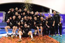 کانادا به سطح یک لیگ جهانی والیبال صعود کرد