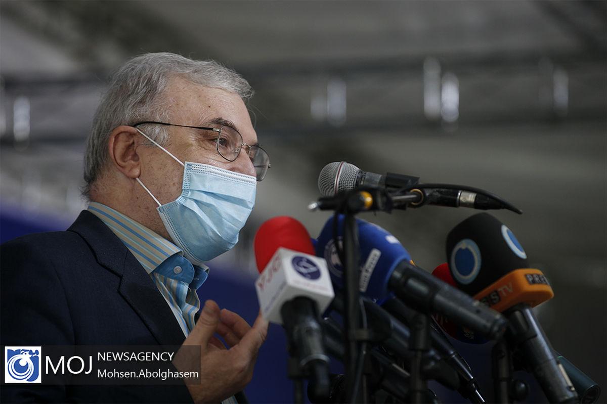 وزیر بهداشت شرط برگزاری مراسم احیاء در شبهای قدر را ابلاغ کرد