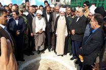 بقعه احمد بن اسحاق در سرپل ذهاب بازسازی میشود