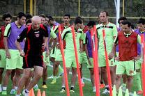مربی پیشین تیم فوتبال پرسپولیس کنارهگیری کرد
